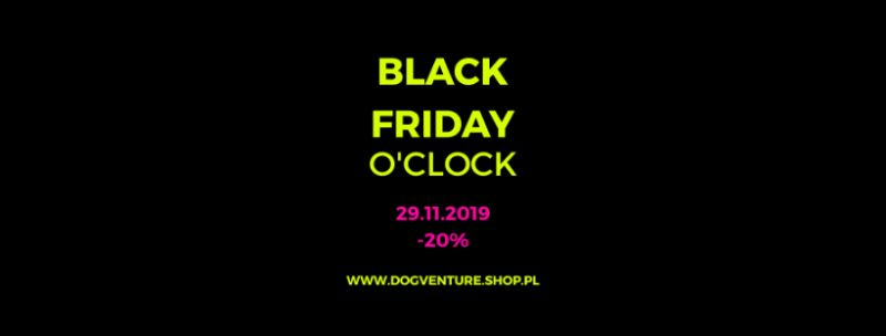 Black Friday z DogVenture!